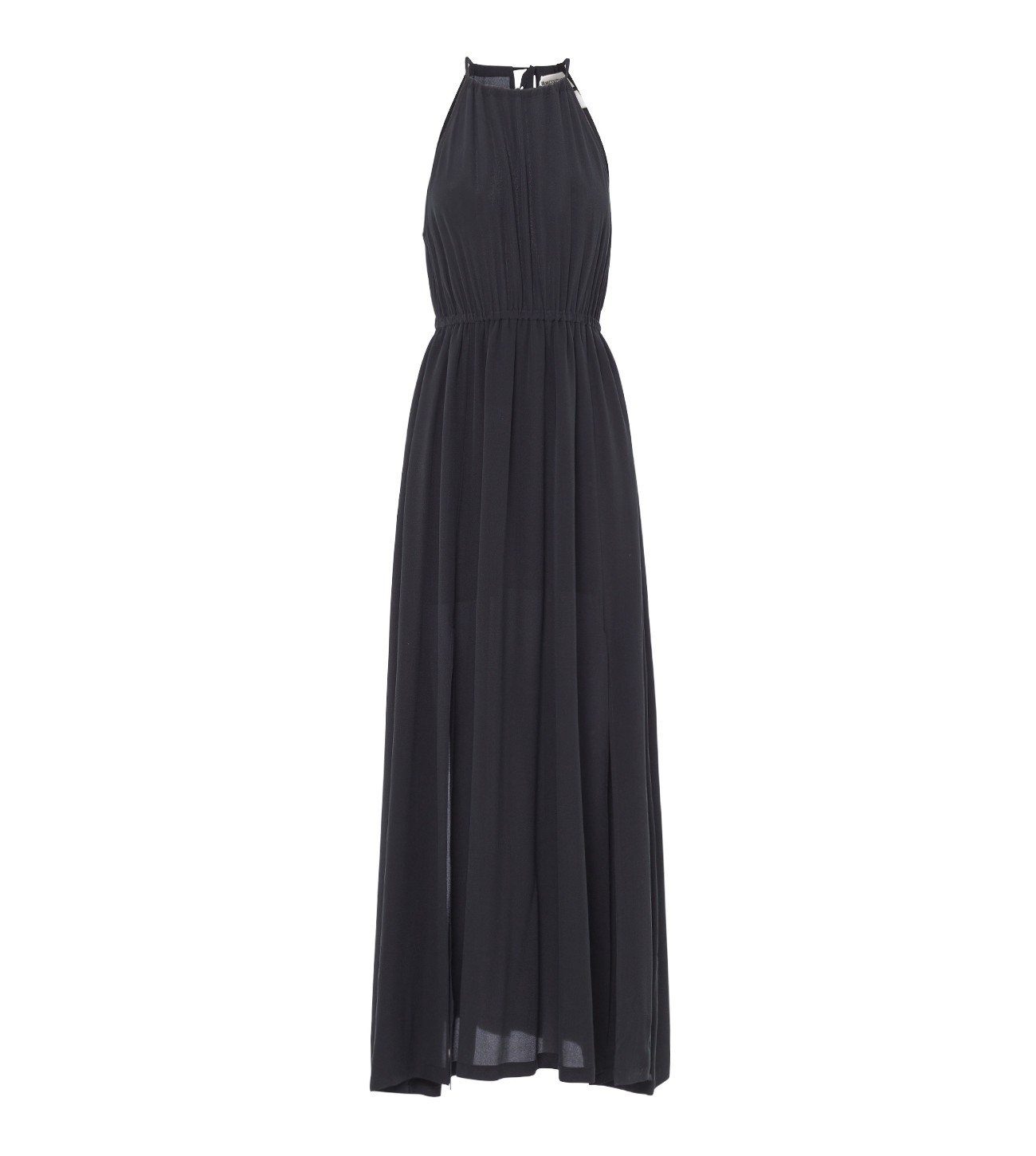 SEMICOUTURE_LONG_DRESS_WITH_HALTER_NECK_MARIONA_FASHION_CLOTHING_WOMAN_SHOP_ONLINE_Y9PU10