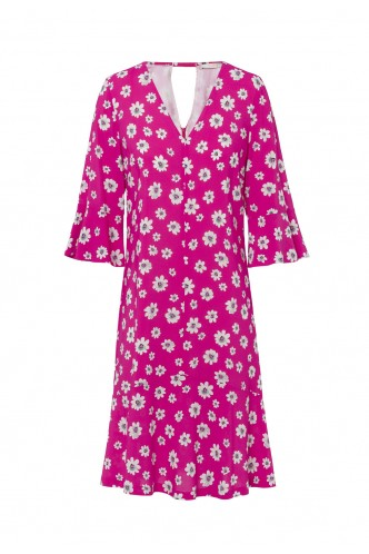 SEVENTY_FLOWER_PRINT_DRESS_MARIONA_FASHION_CLOTHING_WOMAN_SHOP_ONLINE_AB0859