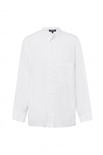 WOOLRICH_OVERSIZED_MAO_COLLAR_SHIRT_MARIONA_FASHION_CLOTHING_WOMAN_SHOP_ONLINE_WWCAM0677