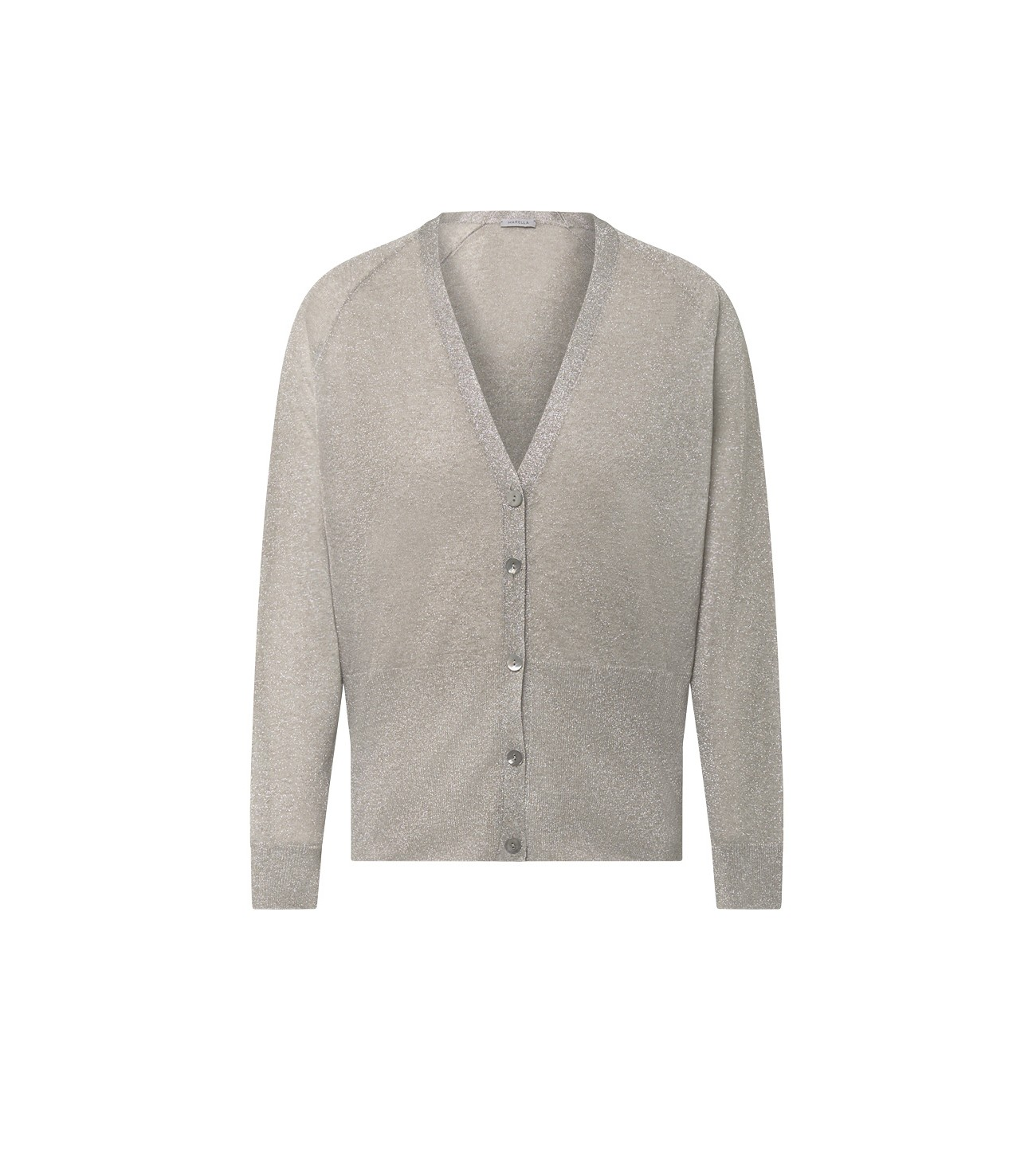 MARELLA_V_NECK_LUREX_CARDIGAN_MARIONA_FASHION_CLOTHING_WOMAN_SHOP_ONLINE_AVI