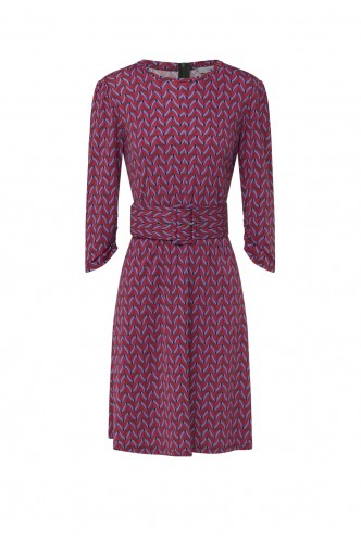 MARELLA_MIDI_DRESS_IN_PRINTED_KNIT_WITH_BELT_MARIONA_FASHION_CLOTHING_WOMAN_SHOP_ONLINE_ALFREDO