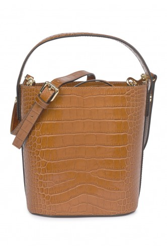 BUCKET BAG IN LEATHER MARELLA LEATHER