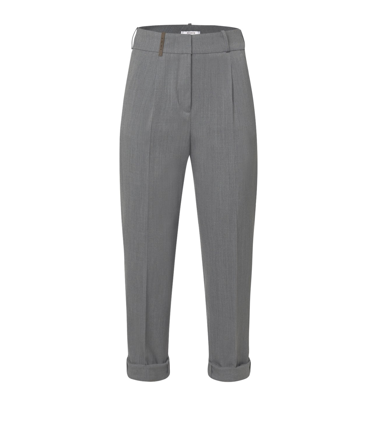 PESERICO_TROUSERS_WITH_PLEAT_AND_TURNED_UP_CUFFS_MARIONA_FASHION_CLOTHING_WOMAN_SHOP_ONLINE_P04596