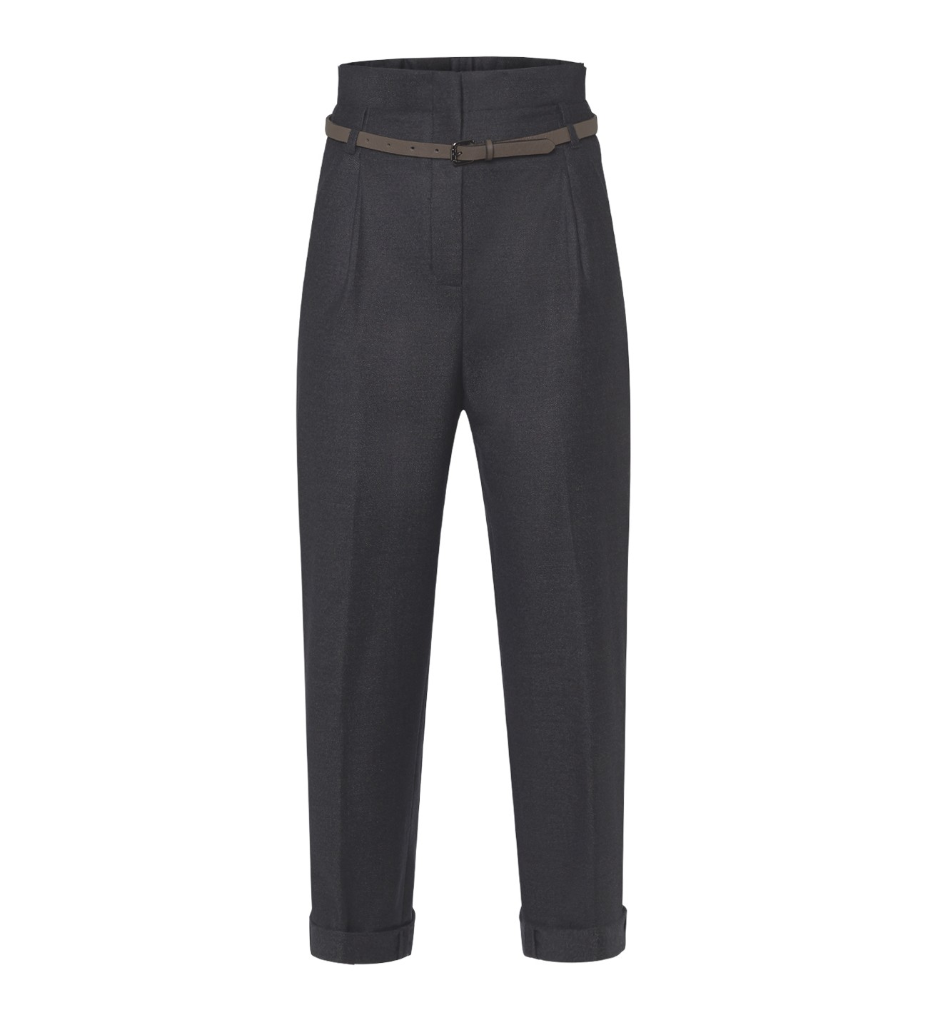 PESERICO_HIGH_WAIST_PLEATED_TROUSERS_WITH_BELT_MARIONA_FASHION_CLOTHING_WOMAN_SHOP_ONLINE_P04550H00A