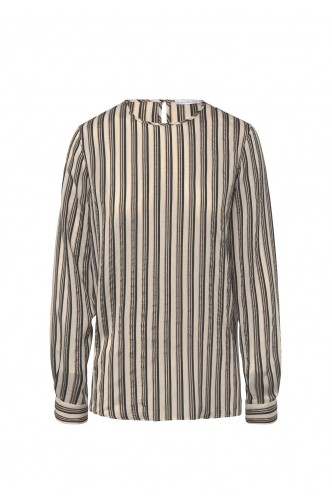 ROBERT_FRIEDMAN_TRICOLOR_STRIPED_BLOUSE_MARIONA_FASHION_CLOTHING_WOMAN_SHOP_ONLINE_LUANAS