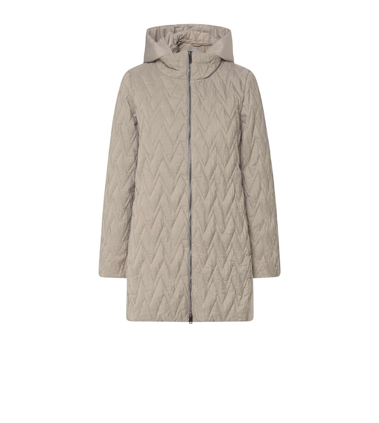 MARELLA_PLAIN_AND_GEOMETRIC_QUILTED_PARKA_WITH_HOOD_MARIONA_FASHION_CLOTHING_WOMAN_SHOP_ONLINE_RAVENNA