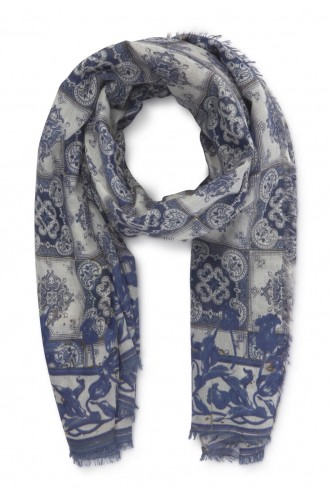 FALIERO_SARTI_TILES_SCARF_WITH_BORDER_130X150_MARIONA_FASHION_CLOTHING_WOMAN_SHOP_ONLINE_TILES