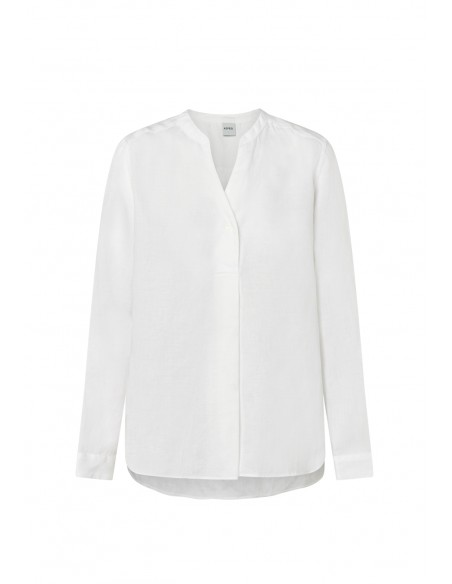 ASPESI_LINEN_SHIRT_WITH_MAO_COLLAR_MARIONA_FASHION_CLOTHING_WOMAN_SHOP_ONLINE_H709
