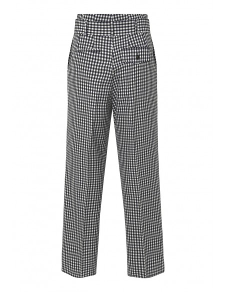 MARELLA_VICHY_CHECKED_TROUSERS_MARIONA_FASHION_CLOTHING_WOMAN_SHOP_ONLINE_REAME