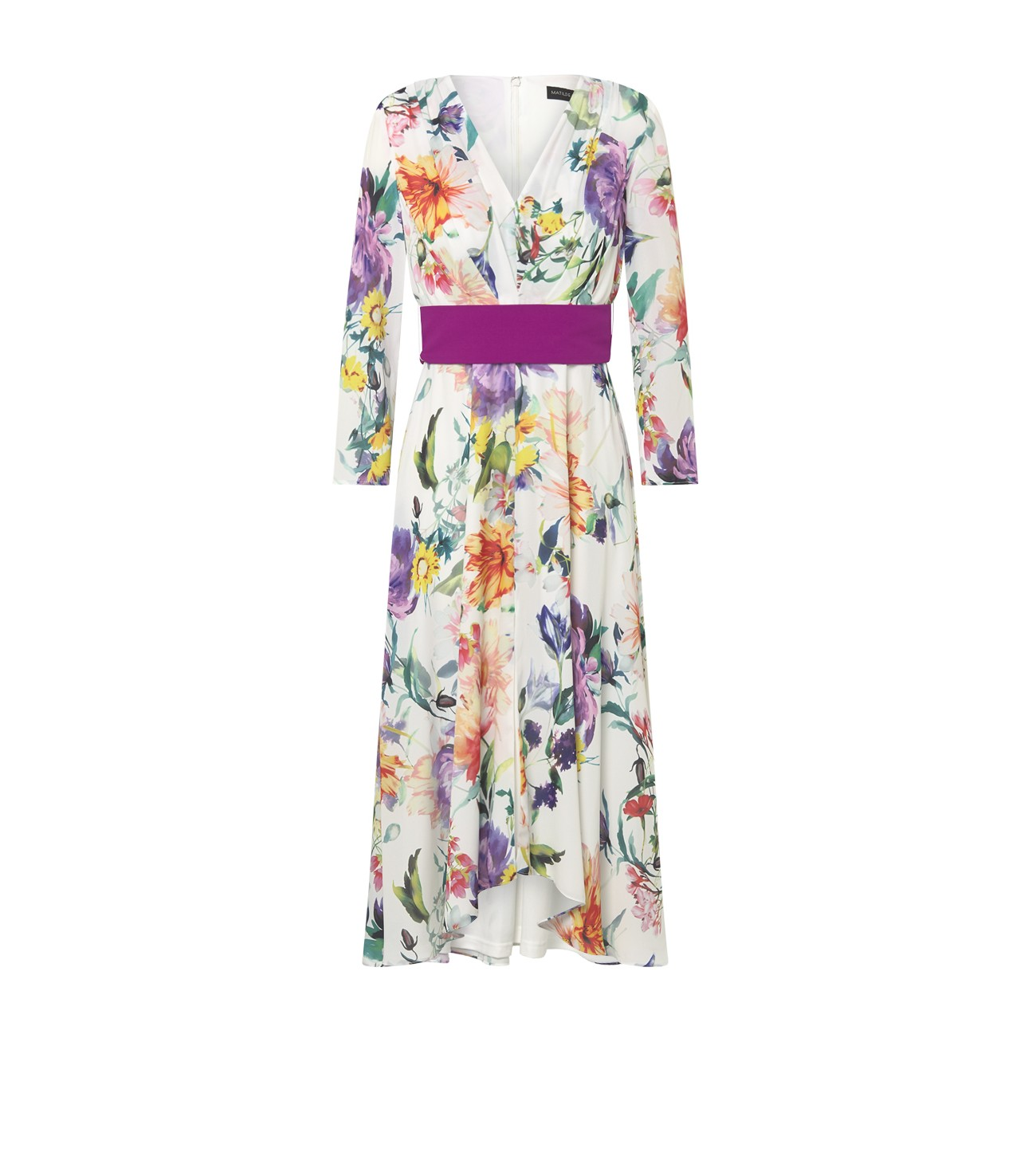 MATILDE_CANO_MIDI_FLORAL_PRINT_DRESS_WITH_V_NECK_MARIONA_FASHION_CLOTHING_WOMAN_SHOP_ONLINE_7587