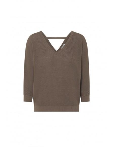 PESERICO_OVERSIZED_V_NECK_SWEATER_MARIONA_FASHION_CLOTHING_WOMAN_SHOP_ONLINE_S99793F12