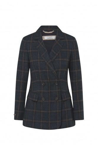PESERICO_CHECKED_CROSSOVER_BLAZER_MARIONA_FASHION_CLOTHING_WOMAN_SHOP_ONLINE_S01787