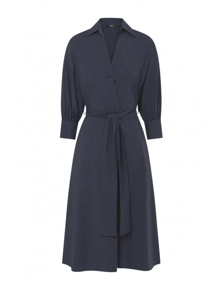 SEVENTY_A_LINE_POPLIN_DRESS_MARIONA_FASHION_CLOTHING_WOMAN_SHOP_ONLINE_AB1000