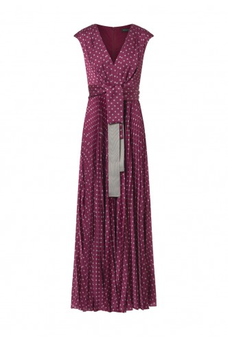 MATILDE_CANO_POLKA_DOT_LONG_DRESS_WITH_PLEATED_SKIRT_MARIONA_FASHION_CLOTHING_WOMAN_SHOP_ONLINE_7166
