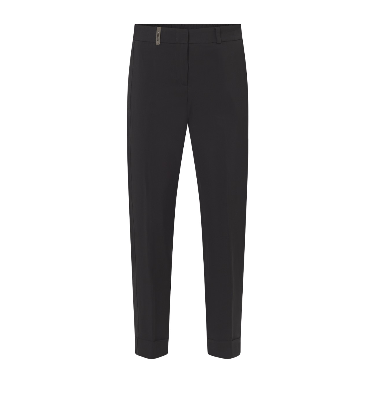 PESERICO_STRAIGHT_FIT_CREPE_TROUSERS_WITH_TURNED_UP_CUFFS_MARIONA_FASHION_CLOTHING_WOMAN_SHOP_ONLINE_P04696Z