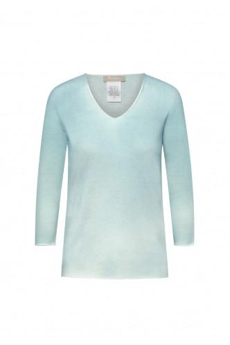 AROVESCIO_V_NECK_GRADIENT_SWEATER_MARIONA_FASHION_CLOTHING_WOMAN_SHOP_ONLINE_4090/3