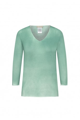 AROVESCIO_V_NECK_GRADIENT_SWEATER_MARIONA_FASHION_CLOTHING_WOMAN_SHOP_ONLINE_4090/3