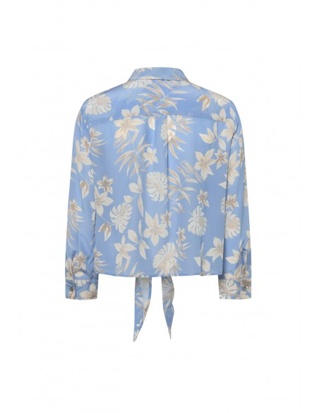 MARELLA_KNOTTED_SHIRT_IN_TROPICAL_PRINT_MARIONA_FASHION_CLOTHING_WOMAN_SHOP_ONLINE_TORTONA