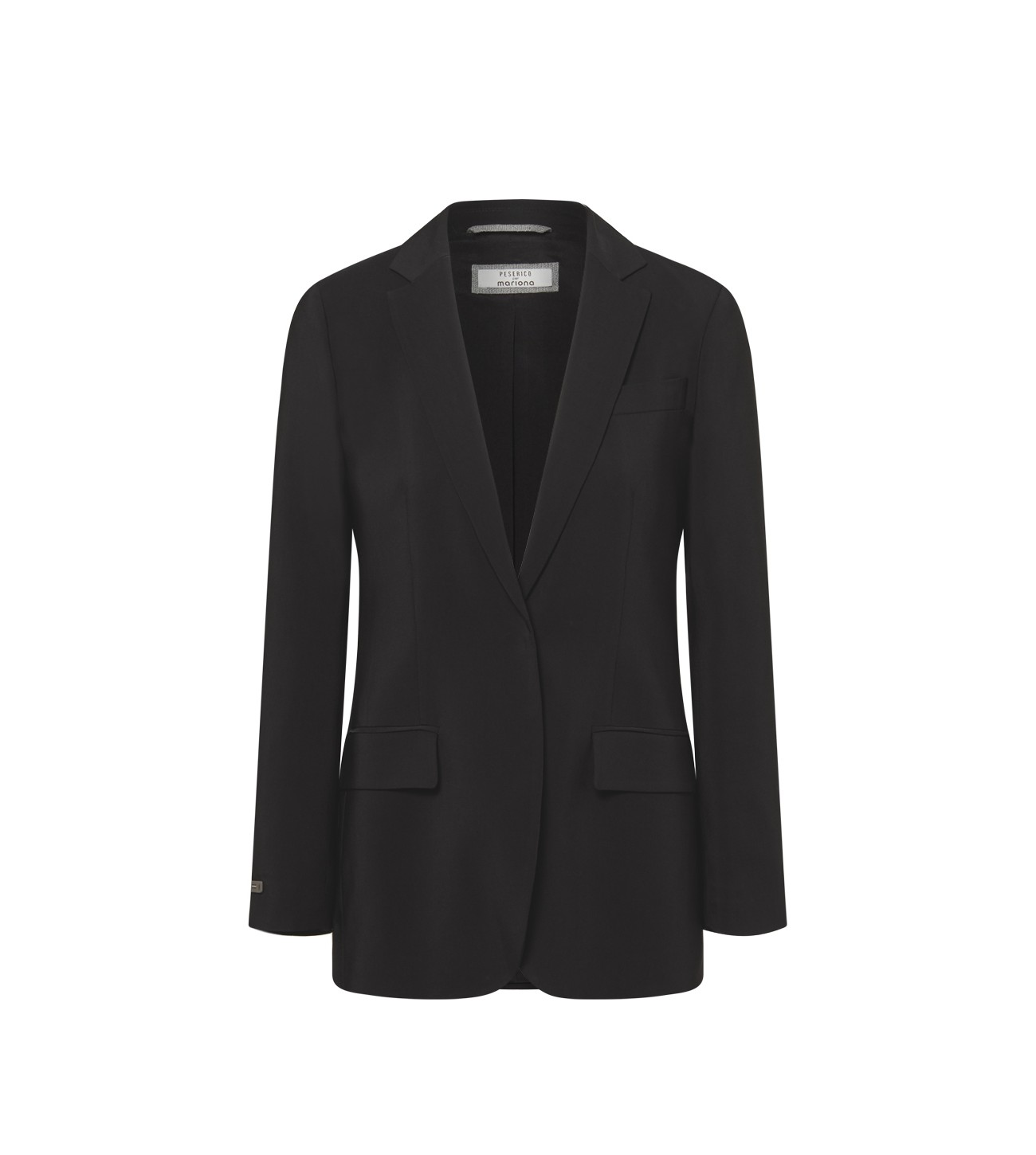 PESERICO_CREPE_BLAZER_ONE_BUTTON_MARIONA_FASHION_CLOTHING_WOMAN_SHOP_ONLINE_S01834