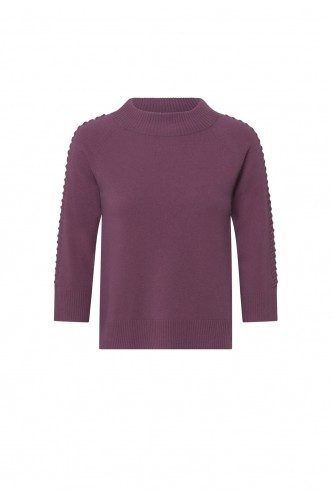 MARELLA_SWEATER_WITH_STITCHING_AT_SLEEVES_MARIONA_FASHION_CLOTHING_WOMAN_SHOP_ONLINE_33660606200