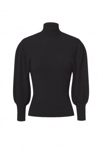 MARELLA_FITTED_SWEATER_WITH_PUFF_SLEEVES_MARIONA_FASHION_CLOTHING_WOMAN_SHOP_ONLINE_33661209200