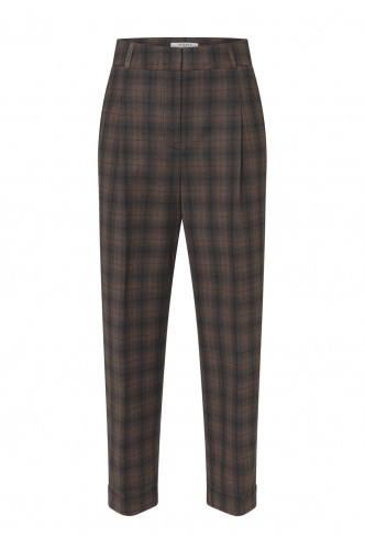 PESERICO_CHECKED_BAGGY_TROUSERS_WITH_FRONT_PLEAT_MARIONA_FASHION_CLOTHING_WOMAN_SHOP_ONLINE_P04809
