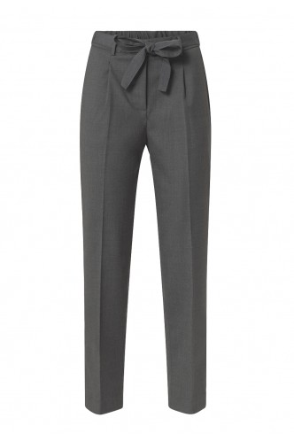 CAPPELLINI_TWILL_TROUSERS_WITH_BOW_AT_WAIST_MARIONA_FASHION_CLOTHING_WOMAN_SHOP_ONLINE_M04799