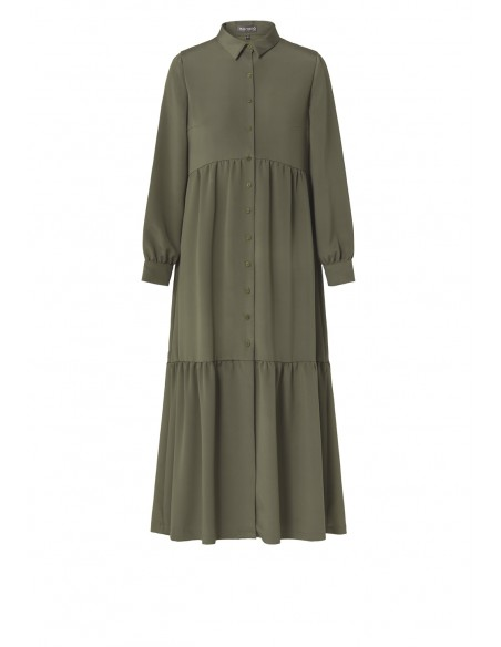 MARIONA_SHIRT_DRESS_WITH_FRILLS_MARIONA_FASHION_CLOTHING_WOMAN_SHOP_ONLINE_4097H