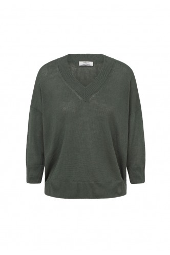 CAPPELLINI_OVERSIZAD_V_NECK_SWEATER_IN_LINEN_MARIONA_FASHION_CLOTHING_WOMAN_SHOP_ONLINE_M99051F07