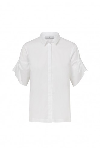 PESERICO_POPLIN_SHIRT_WITH_PLEATS_AT_SLEEVES_MARIONA_FASHION_CLOTHING_WOMAN_SHOP_ONLINE_S06893