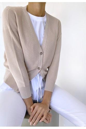 PESERICO_OVERSIZED_V_NECK_CARDIGAN_MARIONA_FASHION_CLOTHING_WOMAN_SHOP_ONLINE_S99499F12