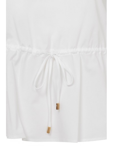 PESERICO_POPLIN_TOP_WITH_GATHERING_AT_WAIST_MARIONA_FASHION_CLOTHING_WOMAN_SHOP_ONLINE_S08711