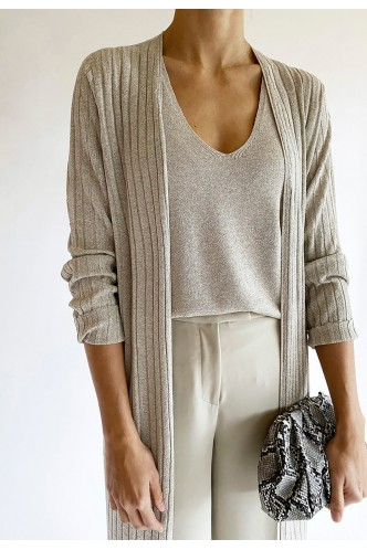 SEVENTY_LONG_CARDIGAN_AND_SLEEVELESS_TOP_TWIN-SET_IN_LUREX_MARIONA_FASHION_CLOTHING_WOMAN_SHOP_ONLINE_MT2791
