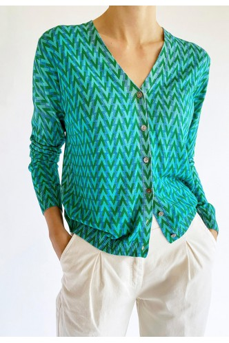 IN_BED_WITH_YOU_CARDIGAN_IN_GEOMETRICAL_PRINT_MARIONA_FASHION_CLOTHING_WOMAN_SHOP_ONLINE_HB12