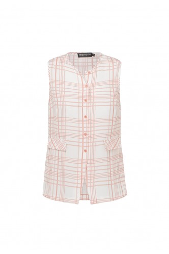 MARIONA_CHECKED_TOP_WITH_FLAP_POCKETS_MARIONA_FASHION_CLOTHING_WOMAN_SHOP_ONLINE_5169H