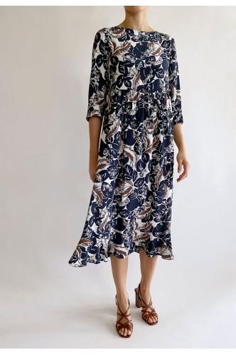 S_MAX_MARA_MIDI_DRESS_IN_FLOWER_PRINT_WITH_BATEAU_COLLAR_MARIONA_FASHION_CLOTHING_WOMAN_SHOP_ONLINE_92211012600