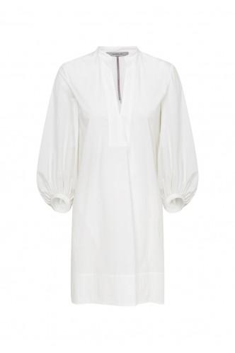 MARELLA_SHORT_POPLIN_DRESS_WITH_BALLOON_SLEEVES_MARIONA_FASHION_CLOTHING_WOMAN_SHOP_ONLINE_32212612200