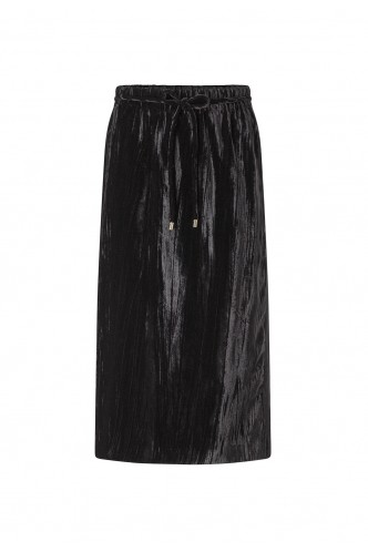 MARELLA_STRAIGHT_FIT_SKIRT_IN_PLEATED_VELVET_MARIONA_FASHION_CLOTHING_WOMAN_SHOP_ONLINE_31060918200