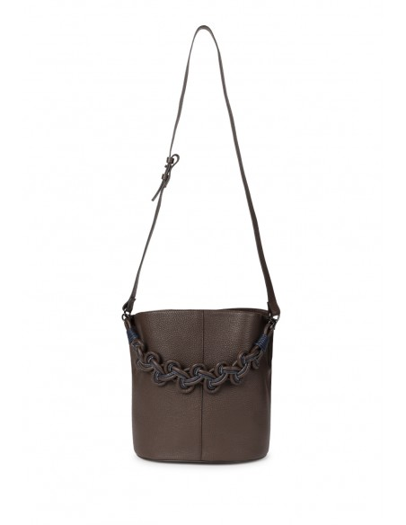 FABIANA_FILIPPI_LEATHER_BAG_WITH_CABLE_KNIT_STRAP_MARIONA_FASHION_CLOTHING_WOMAN_SHOP_ONLINE_BGD221W452