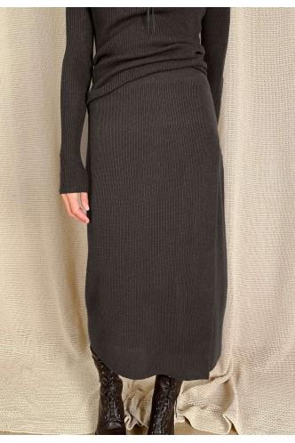 FABIANA_FILIPPI_RIBBING_PENCIL_SKIRT_MARIONA_FASHION_CLOTHING_WOMAN_SHOP_ONLINE_GND221W371